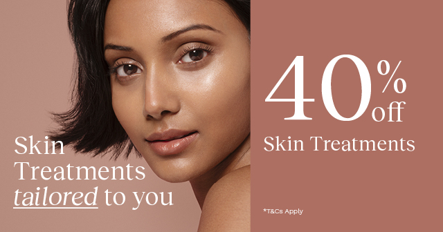 Save on Skin Treatments