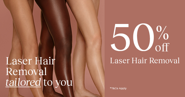 Laser Hair Removal on sale